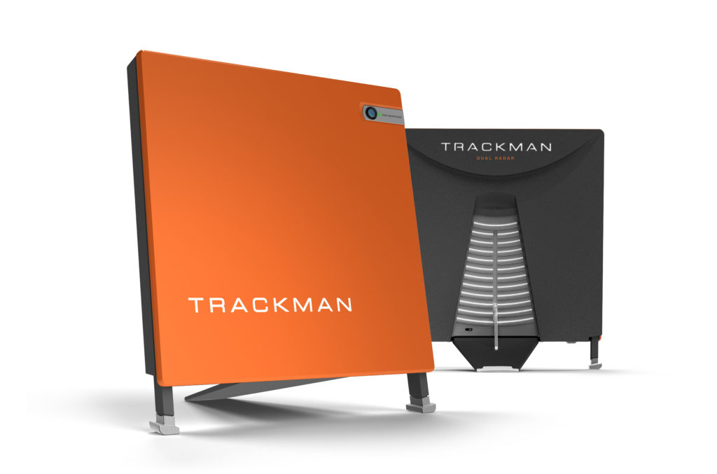 The Trackman Tracks Your Swing
