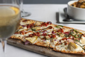 Flatbread Pizza at 1899 Indoor Golf